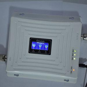 Image 4 - Repetidor lintratek 2g 3g 4g amplificador de señal GSM Tri Band 900 DCS 1800 WCDMA 2100 amplificador de Amplificador de señal móvil de teléfono móvil voz e internet