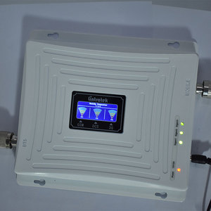 Image 4 - を lintratek GSM 4 3g リピータ 2 グラム 3 グラム 4 グラム信号ブースター携帯電話 900 DCS LTE 1800 WCDMA 2100 トライバンド携帯電話携帯リピータ