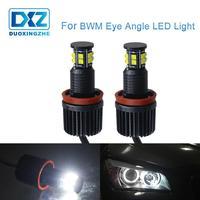 Dragonpad For BMW 3/5/7 series E92 E82 E93 Angel Eyes Lights H8 120W 6 Sides Angel Eyes Fog Lamp