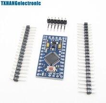 New Pro Mini atmega328 motherboard 5V 16M compatible board diy electronics tantalum capacitor accessories