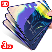 9D Full Cover Tempered Glass For Samsung Galaxy A10 A20 A30 A40 A50 A60 A70 J4 J6 J8 Plus A9 A7 2018 Screen Protector Film стоимость