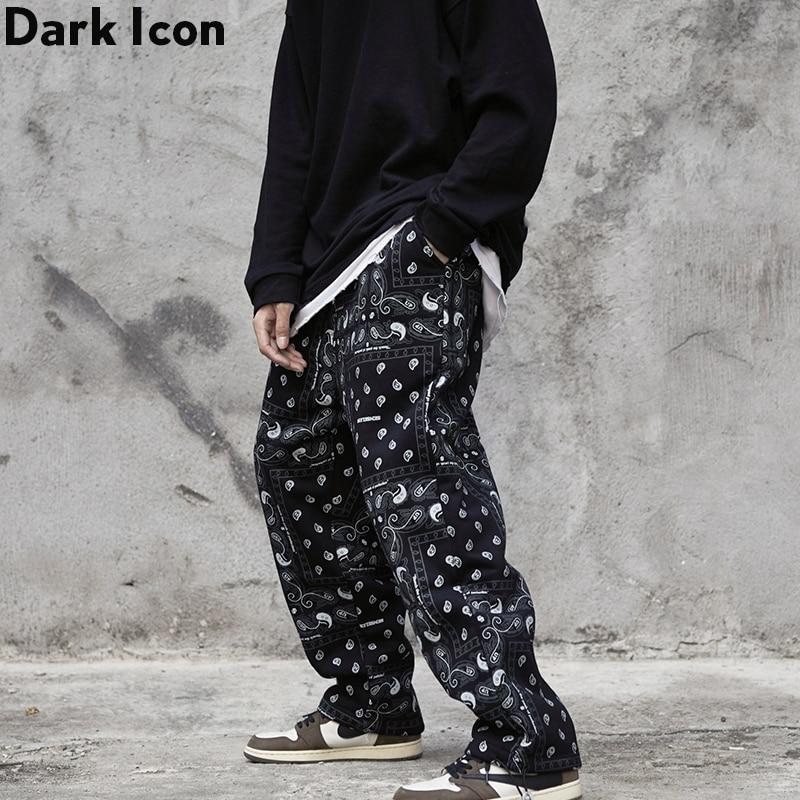 Camouflage Bandana Sweatpants Men 2019 Hip Hop Pants Streetwear Men's Pants Trousers For Men