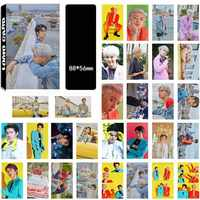 30Pcs/Set KPOP EXO Album What a Life Self Made Paper Lomo Card Photo Card Poster Photocard Fans Gift Collection