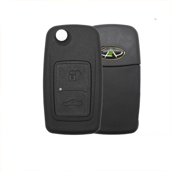 Key Case Remote Key Cover for Chery Fulwin 2 Cowin 123 VX5 Tiggo3 E5 A5 A3 X1 image