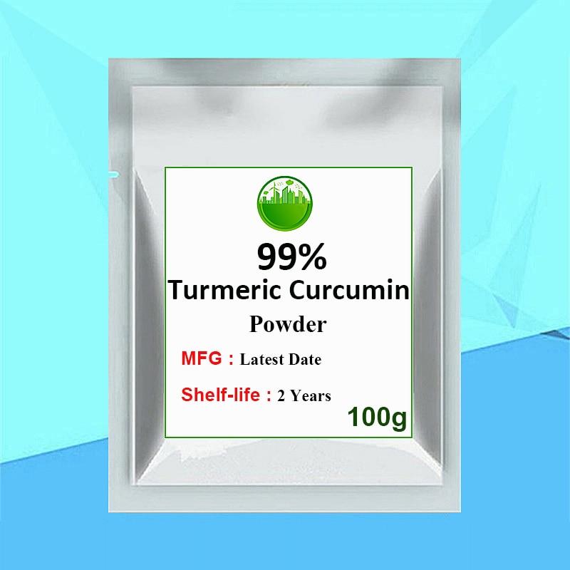 Turmeric Curcumin Extract 99% Powder,Anti-Oxidant Properties,Supports Healthy Inflammatory Response