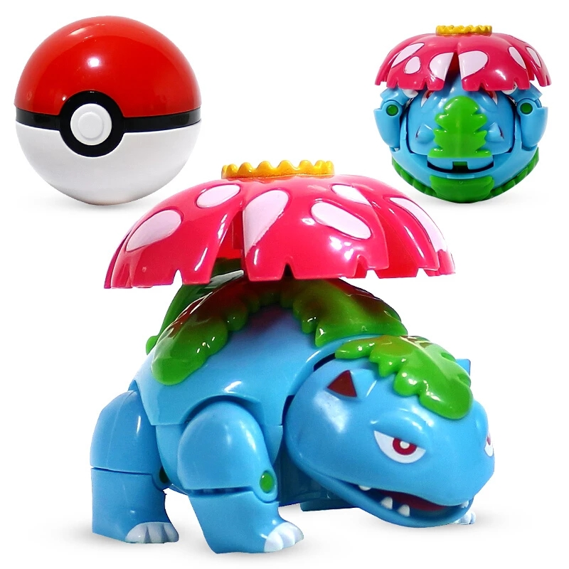 Pokemon Variant toys Model Pikachu Jenny Turtle Pocket Monsters Pokemon toys Action Figure toy Christmas halloween gift 2