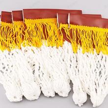 50 шт./пакет шелковая большая кожаная Сетчатая Сумка для бильярда аксессуары для бильярда Сетчатая Сумка для цели Чистая сумка