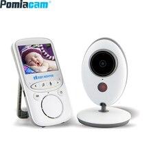 Niania siostrzyczka monitor podwójna rozmowa walkie-talkie 2.4Ghz dziecko Chirlren kamera monitorująca rozmowa dwukierunkowa głos wideo Monitor