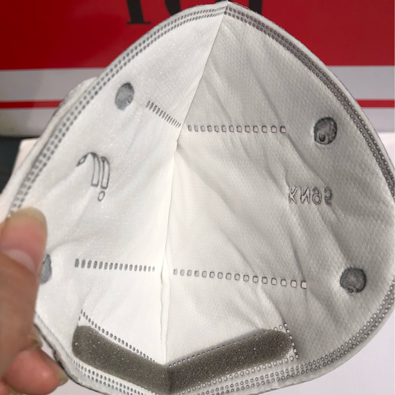 Reusable N95 Mask with Respiratory Valve Suitable for Dust Particles Influenza and Virus Protection 2