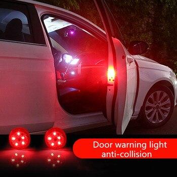 2 шт двери автомобиля открыть предупредительные огни безопасности для Dacia duster logan sandero stepway lodgy mcv 2