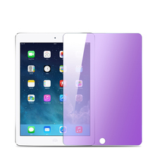 10 PCS Anti Blue Light Tempered Glass Screen Protector film For iPad 2 3 4 Anti-Blue Ray Glass Guard For iPad Pro 2018 12.9 inch подставка под шип cold ray spike protector 2 medium gold 4 шт