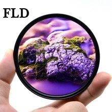 KnightX FLD Camera Lens Filter 49mm 52mm 55mm 58mm 62mm 67mm 72mm 77mm For canon eos sony nikon kit 60d 2000d 18-200 700d dslr зеркальная фотокамера canon eos 4000d kit 18 55mm 24mp черный 3011c003