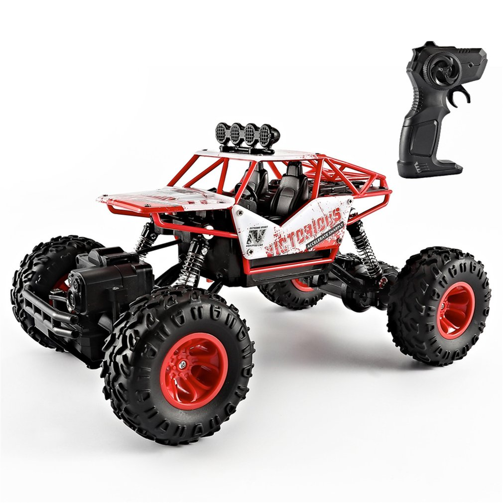 Large Plastic 4WD Drifting Climbing Cars High Speed 2.4Ghz Radio Remote Control Car RC Off Road Fast Racing Rock Crawler