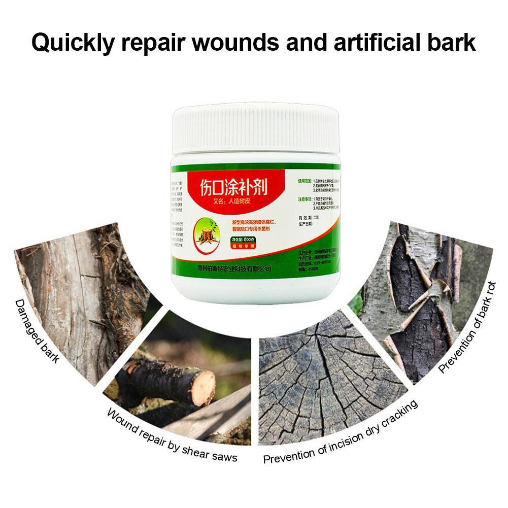 Plant Wound Agent Fruit Tree Sealant Smear Agent Graft Bark Repair Tree Pruning Sealer GRSA889