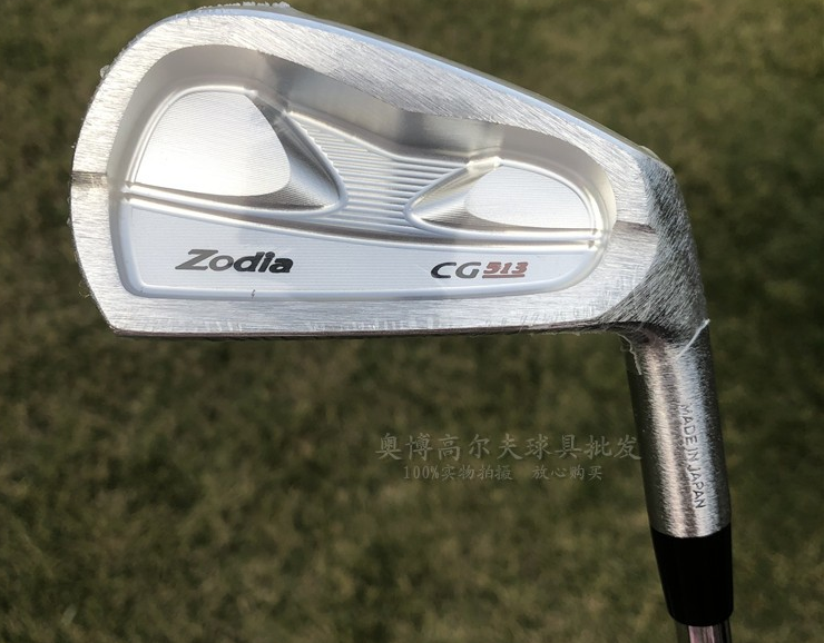 Golf Club Zodia  CG513 Golf Irons 4-9 P Golf Clubs Golf Forged Irons Golf Clubs Steel Shaft With Head Cover