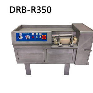 Dicing-Machine Dicer Meat DRB-R350 380V Fresh Commercial Stainless-Steel Micro-Frozen
