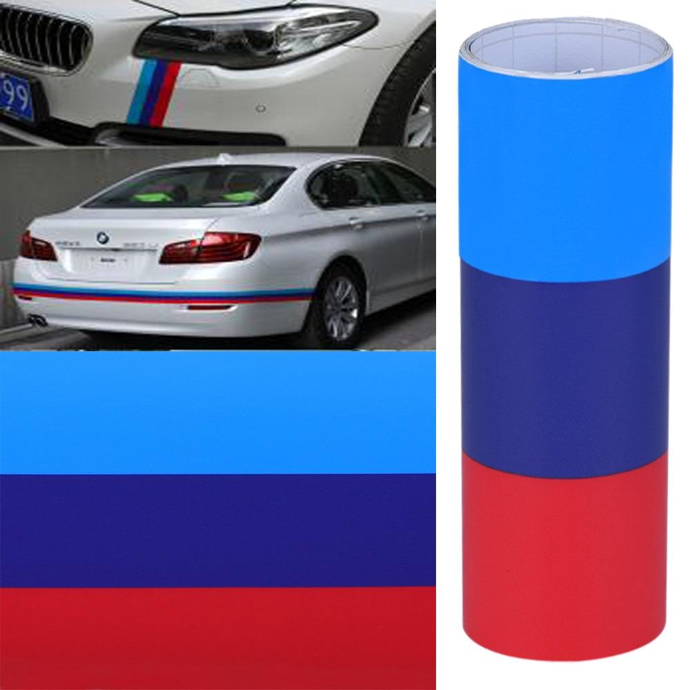 Pegatina de coche completa con cintura elástica, bricolaje, para BMW, 1M, accesorios para coche