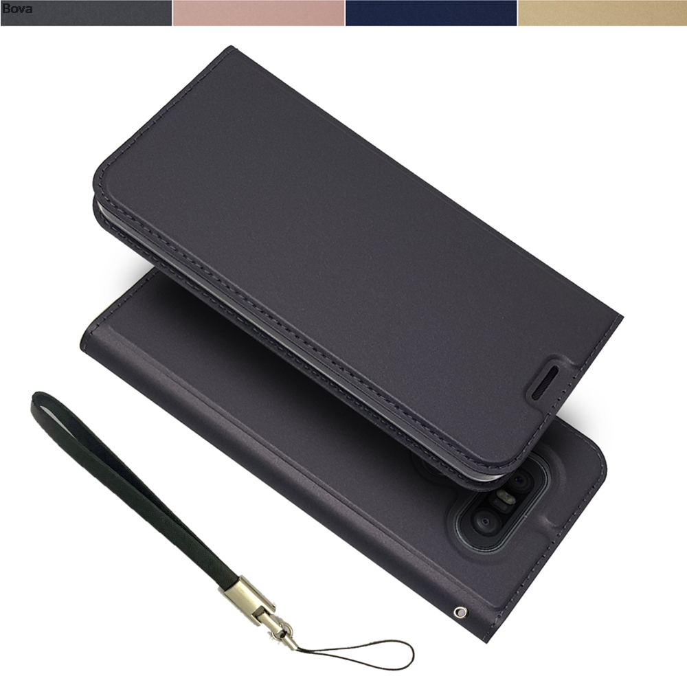 Wallet Case For LG Q8 6.2\
