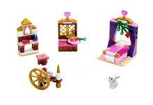 2020 nova bela lepinblocks 10433 dormir beleza princesa quarto modelo blocos de construção conjuntos caber princesa melhor presente brinquedo para meninas