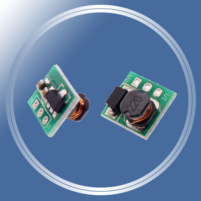 Повышающий преобразователь постоянного тока 5 шт./лот, 1,5 3 в 3,7 в 4,5 в до 5 В, модуль источника питания регулятора напряжения для литий-ионных а...