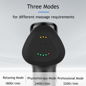 Image 3 - Pistola de masaje eléctrica ajustable para la espalda del cuello rodillo masajeador de músculo máquina anti celulitis adelgazamiento masajeador corporal
