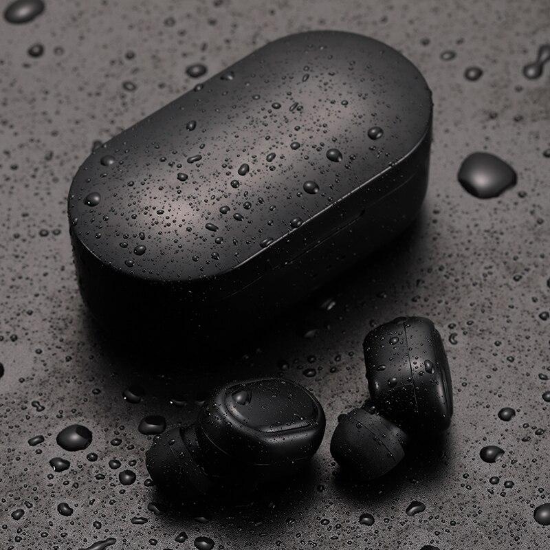 Fone de ouvido bluetooth vs redmi airdots 5.0 tws sem fio fone com cancelamento ruído microfone para iphone xiaomi huawei samsung - 6