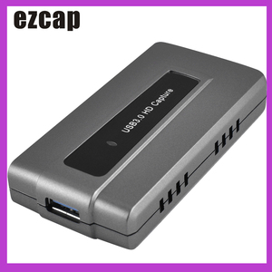 Image 1 - Ezcap287 USB 3.0 HD oyun yakalama kartı cihazı canlı akışı kayıt EasyCap 1080p 60fps tak ve çalıştır XBOX One için PS4 WII U