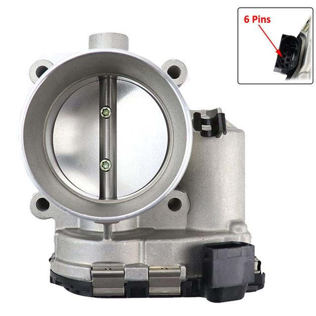 $ 61.6 OE#028075013 0 280 750 13  8677867  AP03 NEW Throttle Body Valve For Bosch VOLVO C70 S60 S80 V70 XC70 XC90 HIGH QUALITY