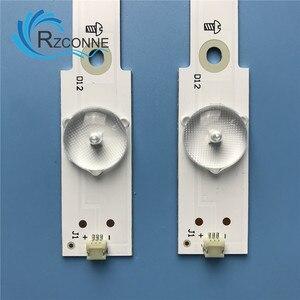 Image 4 - LED תאורה אחורית רצועת מנורת עבור EX 55037003 EX 55037013 TPT550U2 55pus6272 55put6101 55puh6101 T550QVN03.1 55puk4900/12