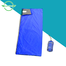 цена на Envelope Sleeping Bag Outdoor Spring Autumn Winter Camping Sleeping Bag Ultra Light Waterproof Warm Travel Lazy Camping Bag