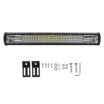 22 Inch 648W LED Work Light Bar Flood Spot Combo Driving Lamp for Car Offroad