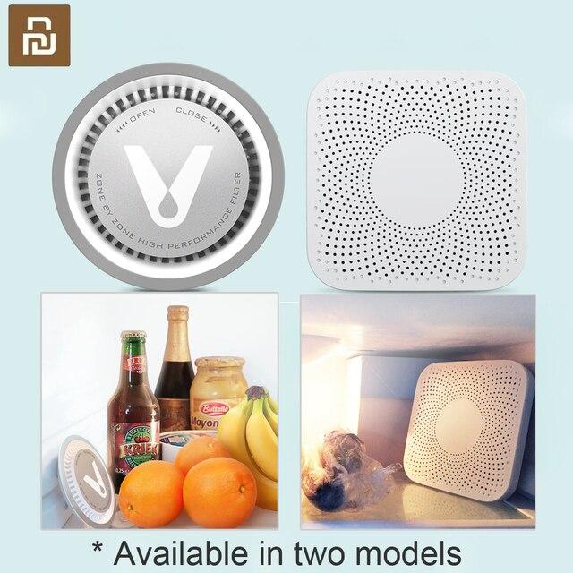 Youpin VIOMI otsu buzdolabı hava temiz tesisi filtresi sebze meyve gıda taze önlemek ev kiti