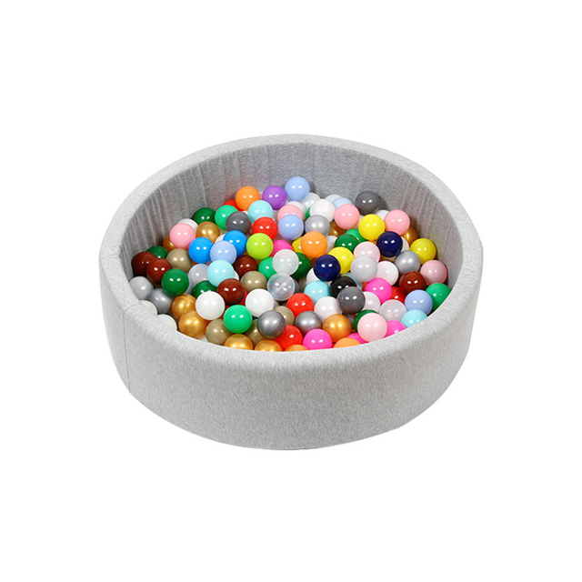 New Colorful Baby Soft Plastic Balls Water Pool Ocean Wave Ball Pits Toys For Kids Play In Ball Pools Tents Crawling Mats Fences