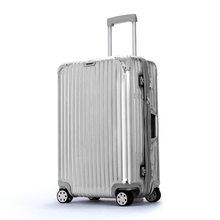 Suitable for Rimowa Trunk Cover Protective Case Travel Trolley Luggage Protective Case Suitcase Suite Transparent Waterproof Dus(China)
