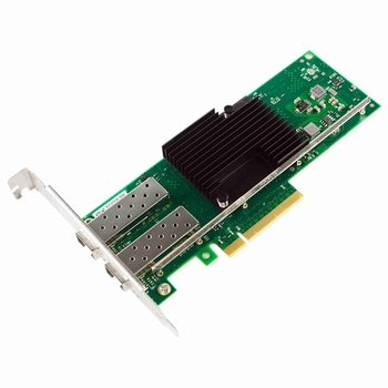 HOT-10Gb PCI-E NIC Network Card, for X710-DA2 with Intel X710 Chip, Dual SFP+ Port, PCI Express Ethernet Lan Adapter Support Win