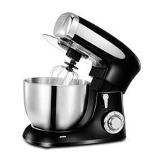 6.5 Liter Dough Mixer Home Automatic Large Capacity Kneading Machine Chef Machine Electric Egg Beater цена в Москве и Питере