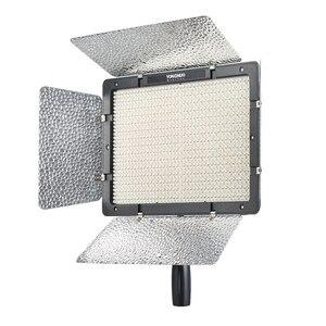 Image 4 - Yongnuo YN1200 + güç adaptörü 5500K beyaz 9300LM CRI95 1200 SMD Led Video dolgu işığı stüdyo aydınlatma uzaktan kumanda ile denetleyici