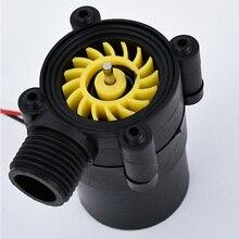 Энергосберегающее Экологичное бесшумное высокоэффективное портативное заливочное устройство DC гидроэлектрический микро-гидрогенератор