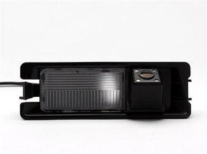 Image 4 - Ccd ccdナイト 4 led特別な車のバックアップカメラ日産マーチルノーローガンルノーワット