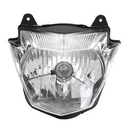 Motocykl z przodu głowy światło dla Yamaha Ybr 125 reflektor motocykl części silnika montaż światła na
