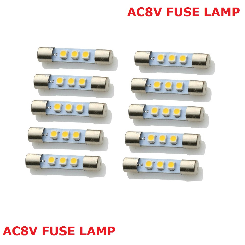 AC8V LED Pilot Lamp Light Bulbs Fits Marantz,Sansui,Keenwood,Sony,Pioneer Speakers And Other Audio Vintage Stereo Receivers    - AliExpress