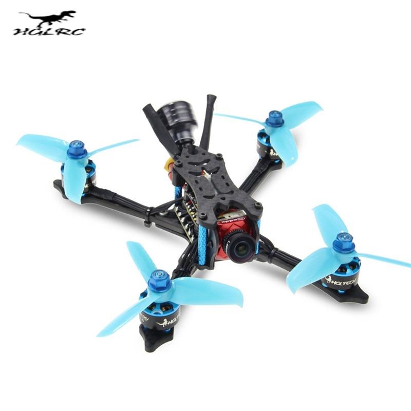HGLRC Arrow 3 152mm F4 OSD 3 Inch 4S 6S FPV Racing Drone PNP BNF w/ 45A ESC Caddx Ratel 1200TVL Camera RC Drone