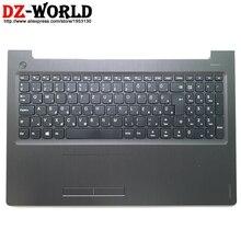 Neue Schwarz Palmrest Ober Fall Mit Ungarn tastatur und Touchpad für Lenovo Ideapad 310-15ISK IKB IAP Laptop C Abdeckung 5CB0L35837