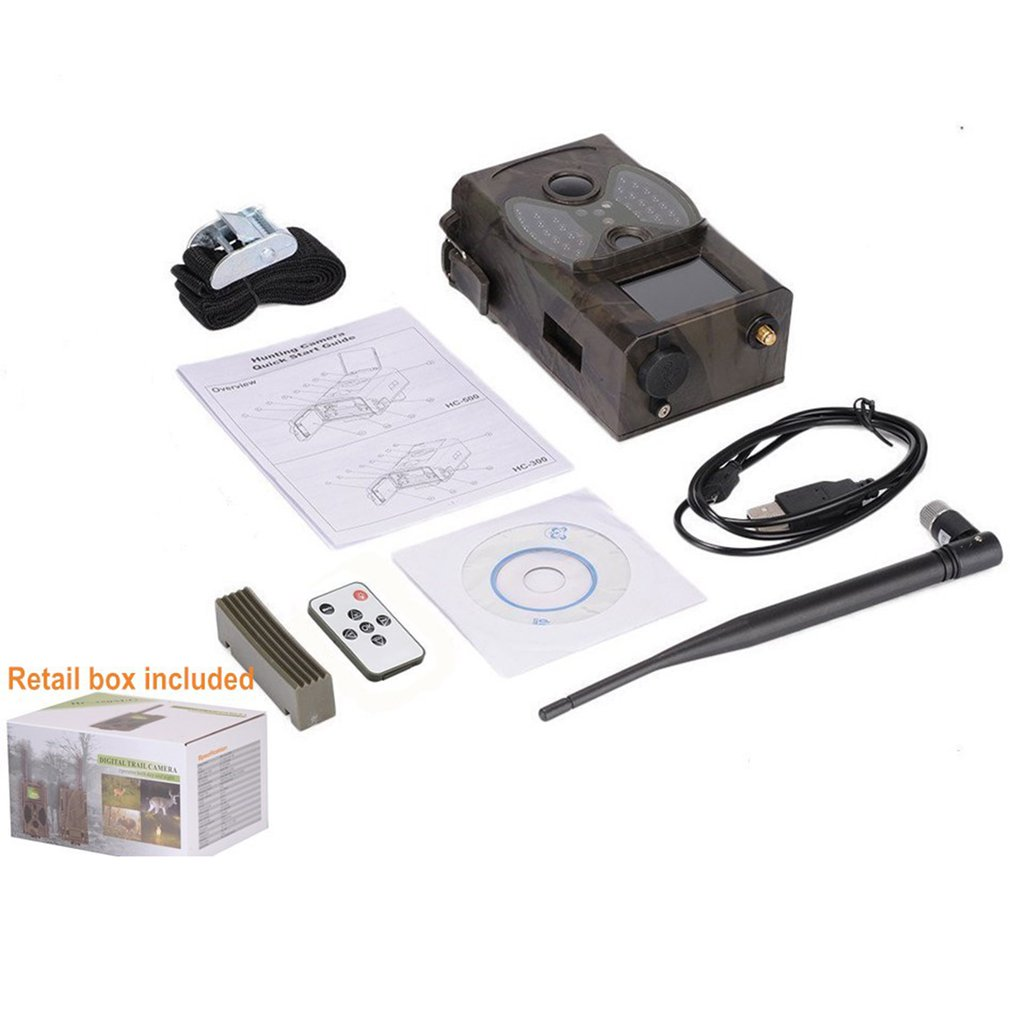 Hc 350M Outdoor Waterproof Hd Field Camera Wild Hunting Camera Ir Waterproof Night Vision Hunting Camera Consumer Camcorders     - title=