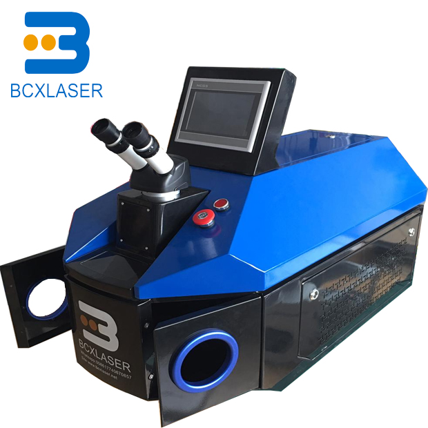 Jewelry Laser Welding Machine 200W For Ring Bangle Jewelry Craft Hardware And Detal Price