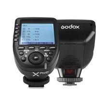 Godox XproC E TTL II Flash Trigger Transmitter 2 4G Wireless X System 32 Channels 16