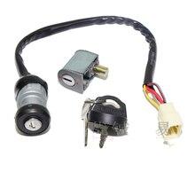 Motorcycle Ignition Key Switch Lock For CFmoto CF188 CF500 CF600 500cc 600cc X5 X6 ATV UTV 9010 010000 CF800 800cc 7000 011000