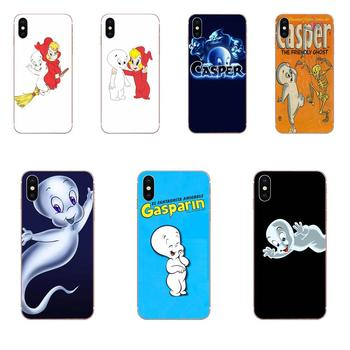 Soft Phone Capa Casper & Friends For Huawei Honor V30 20 Pro Mate 30 Pro Lite 20s NOVA 6 SE 5 P40 p30 lite Pro image