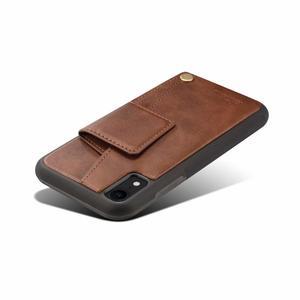 Image 5 - YXAYN قطرة غطاء حماية الحالات الجلدية الهاتف الخلفي الفاخرة محفظة غطاء ل iPhone12 Mini 7 8 Plus X XR XS ماكس 11ProMAX
