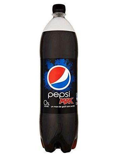 Pepsi Max 1,5L (lot De 12)